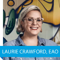 Laurie Crawford ,EAO